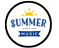 summer music logo